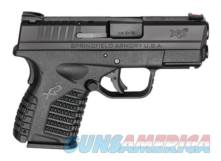 Springfield Armory XDs-9 Essentials  Guns > Pistols > Springfield Armory Pistols > XD-S