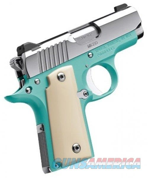 Kimber Micro, Bel Air special Edition in .380 ACP, NIB  Guns > Pistols > Kimber of America Pistols > Micro