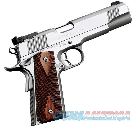 Kimber Stainless Steel Gold Match II .45 ACP  *MUST CALL*  Guns > Pistols > Kimber of America Pistols