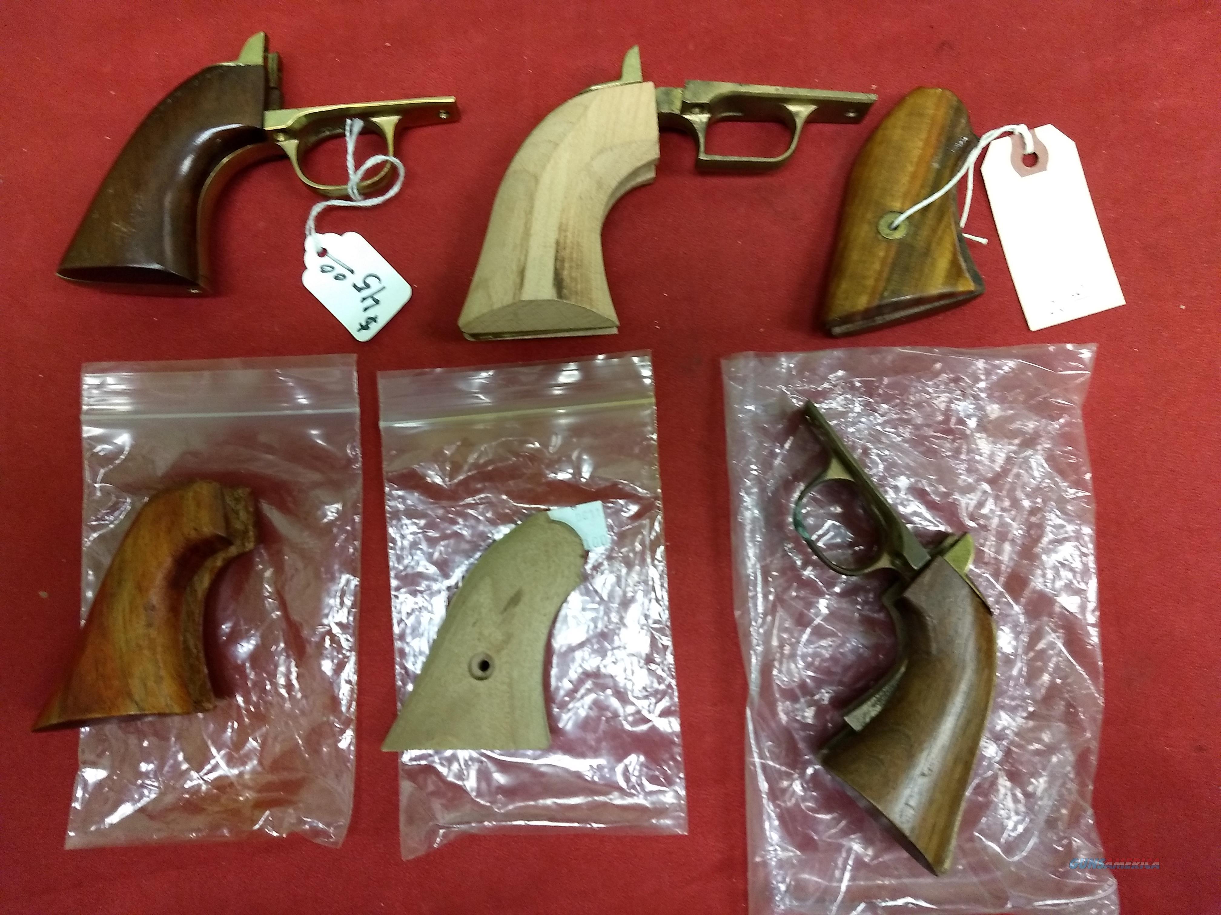 Single Action Revolver Grip & Scale Bundle  Non-Guns > Gunstocks, Grips & Wood