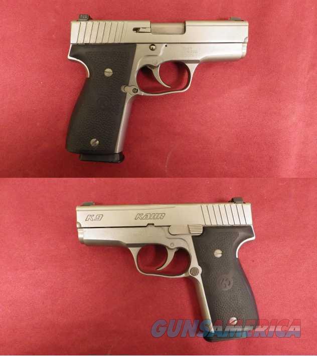 Kahr K9 9mm  Guns > Pistols > Kahr Pistols