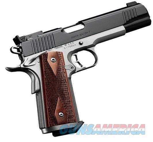Kimber Super Match II  *MUST CALL*  Guns > Pistols > Kimber of America Pistols