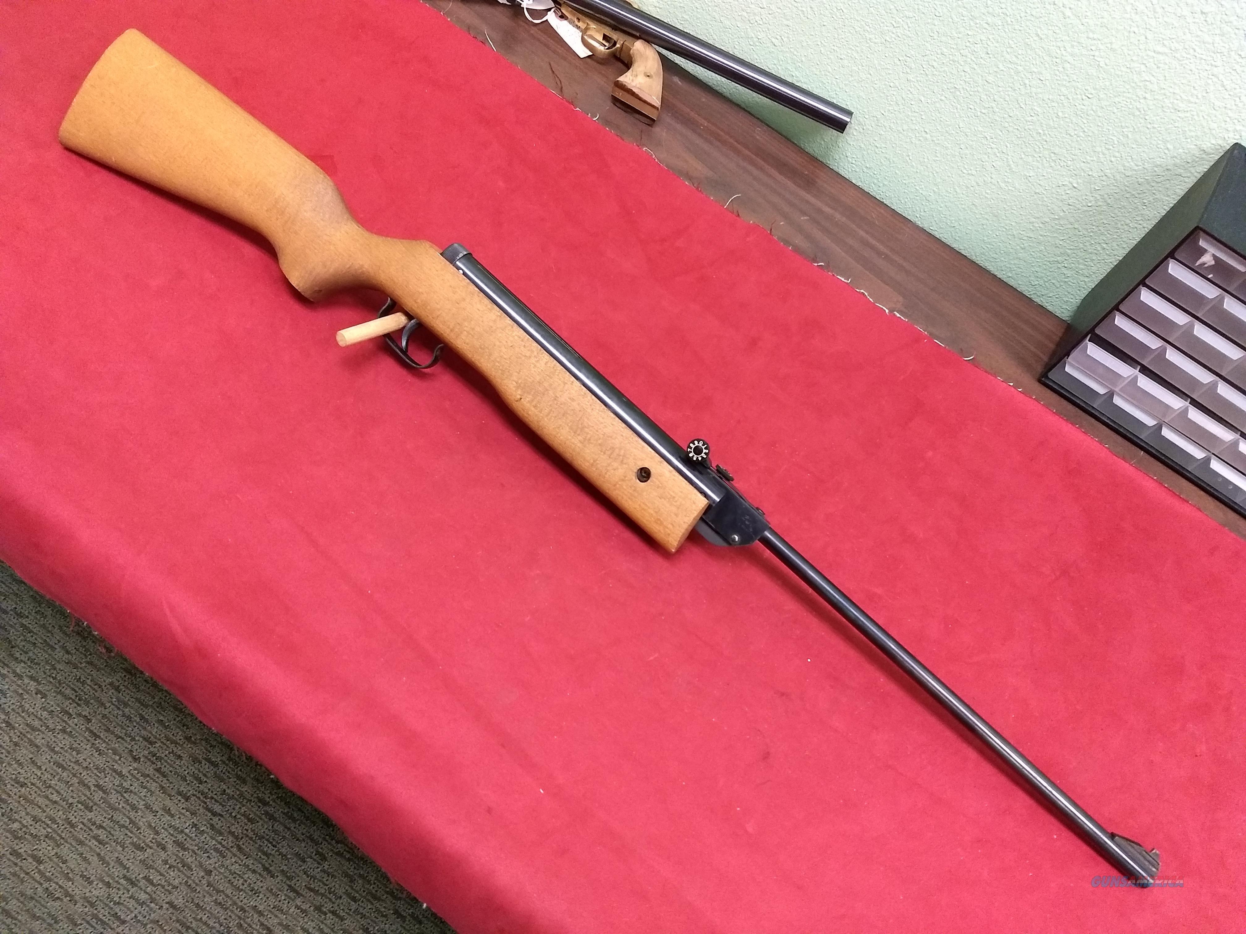 Norica Air Rifle, Model 61, .177 Caliber  Non-Guns > Air Rifles - Pistols > Single Pump