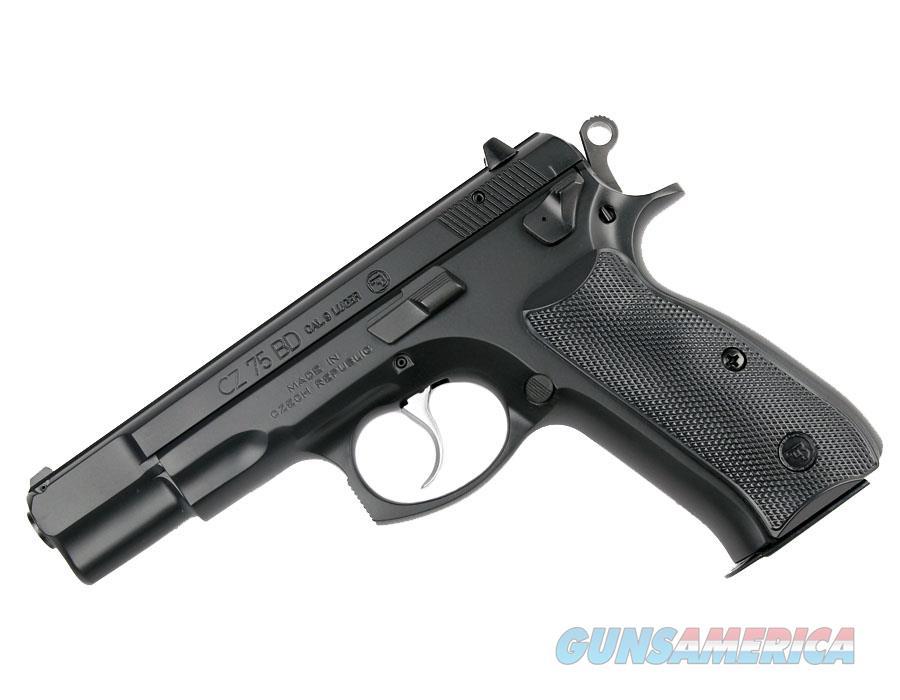 CZ 75BD, 9mm  Guns > Pistols > CZ Pistols