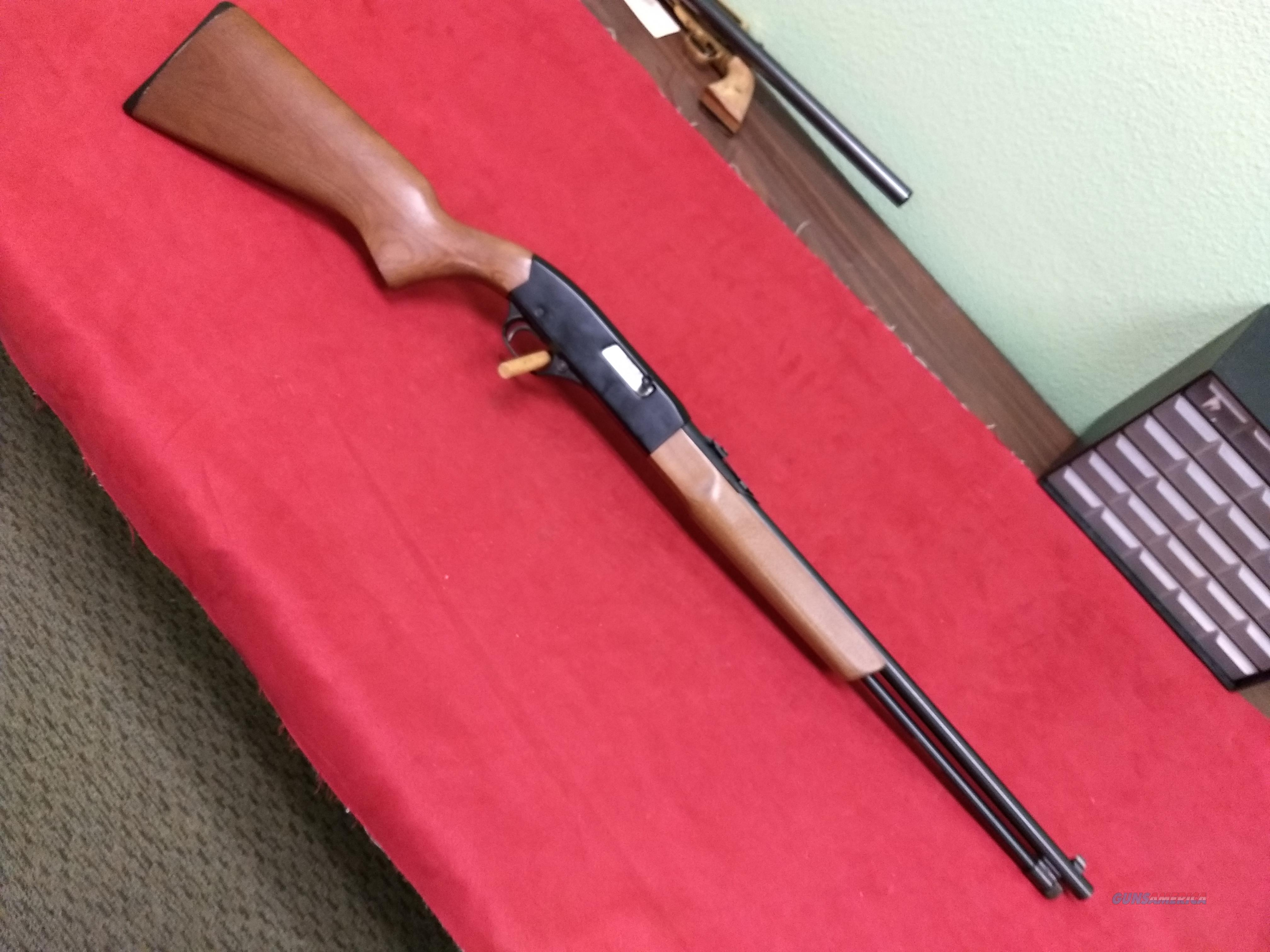 Winchester model 190, .22 L or LR  Guns > Rifles > Winchester Rifles - Modern Bolt/Auto/Single > Autoloaders
