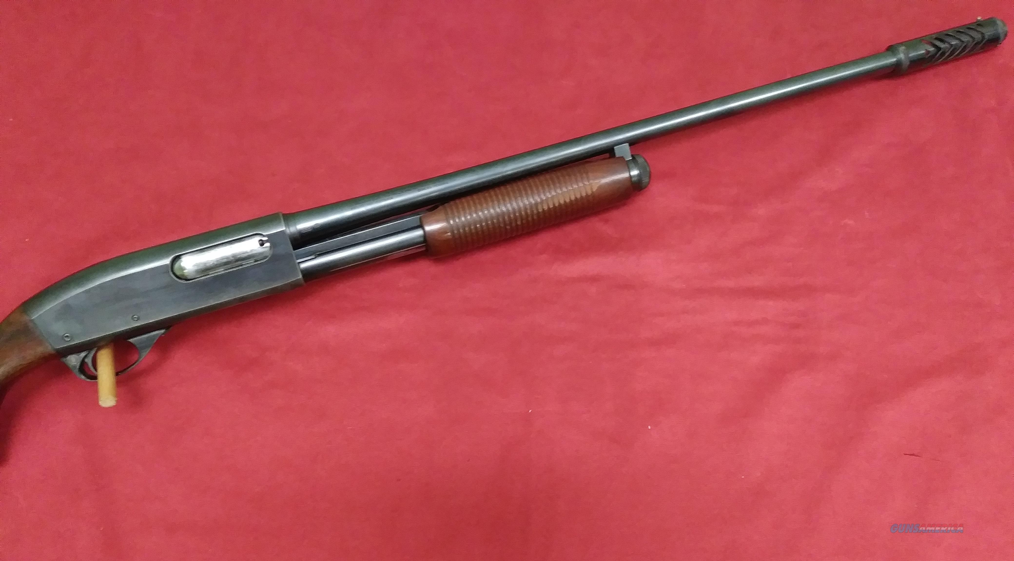 Remington Wingmaster 870, 20ga  Guns > Shotguns > Remington Shotguns  > Pump > Hunting