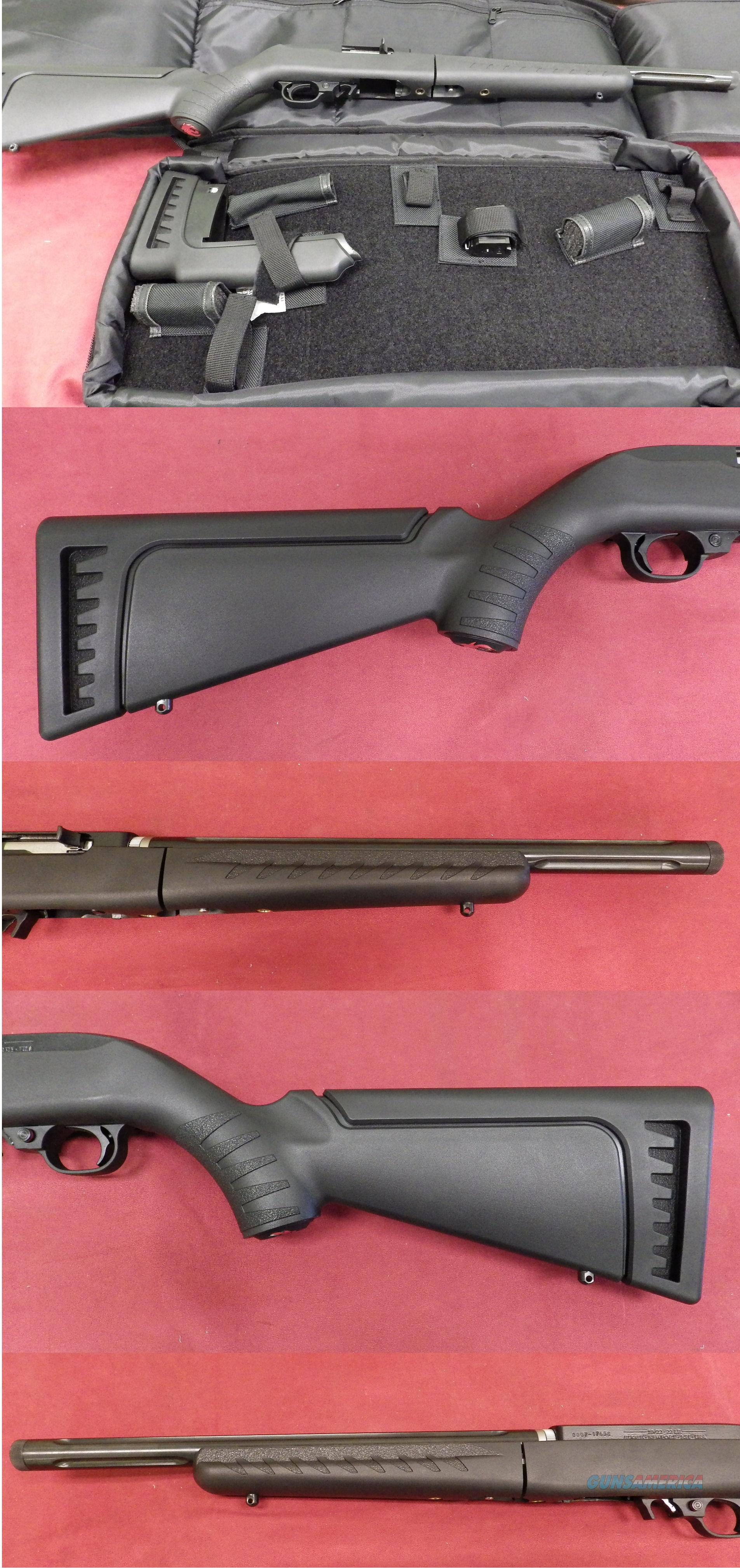 Ruger Take Down 10/22   Guns > Rifles > Ruger Rifles > 10-22
