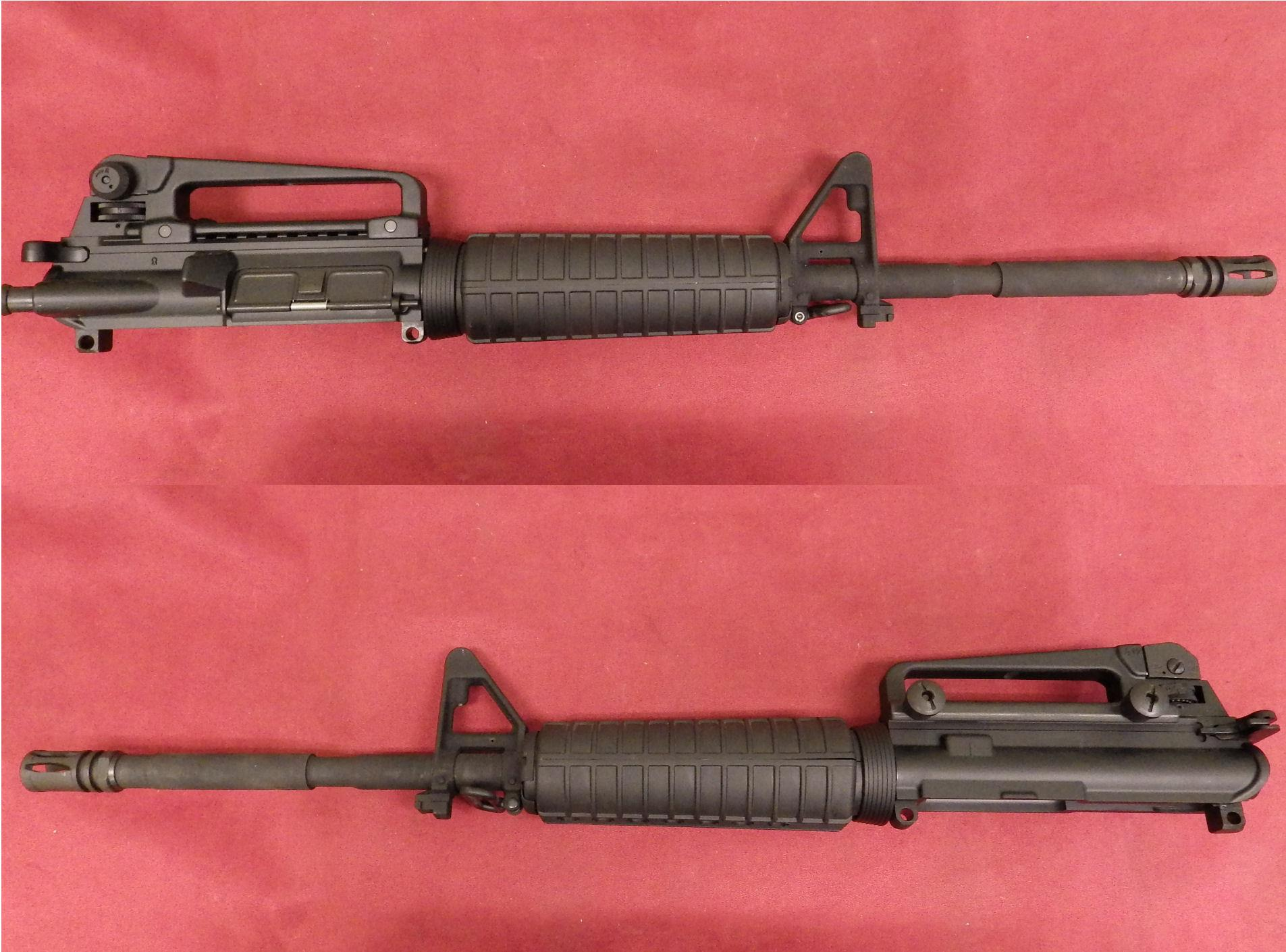 Bushmaster 5.56/.223 Complete Upper with Bolt carrier group  Guns > Rifles > Bushmaster Rifles > Upper Only