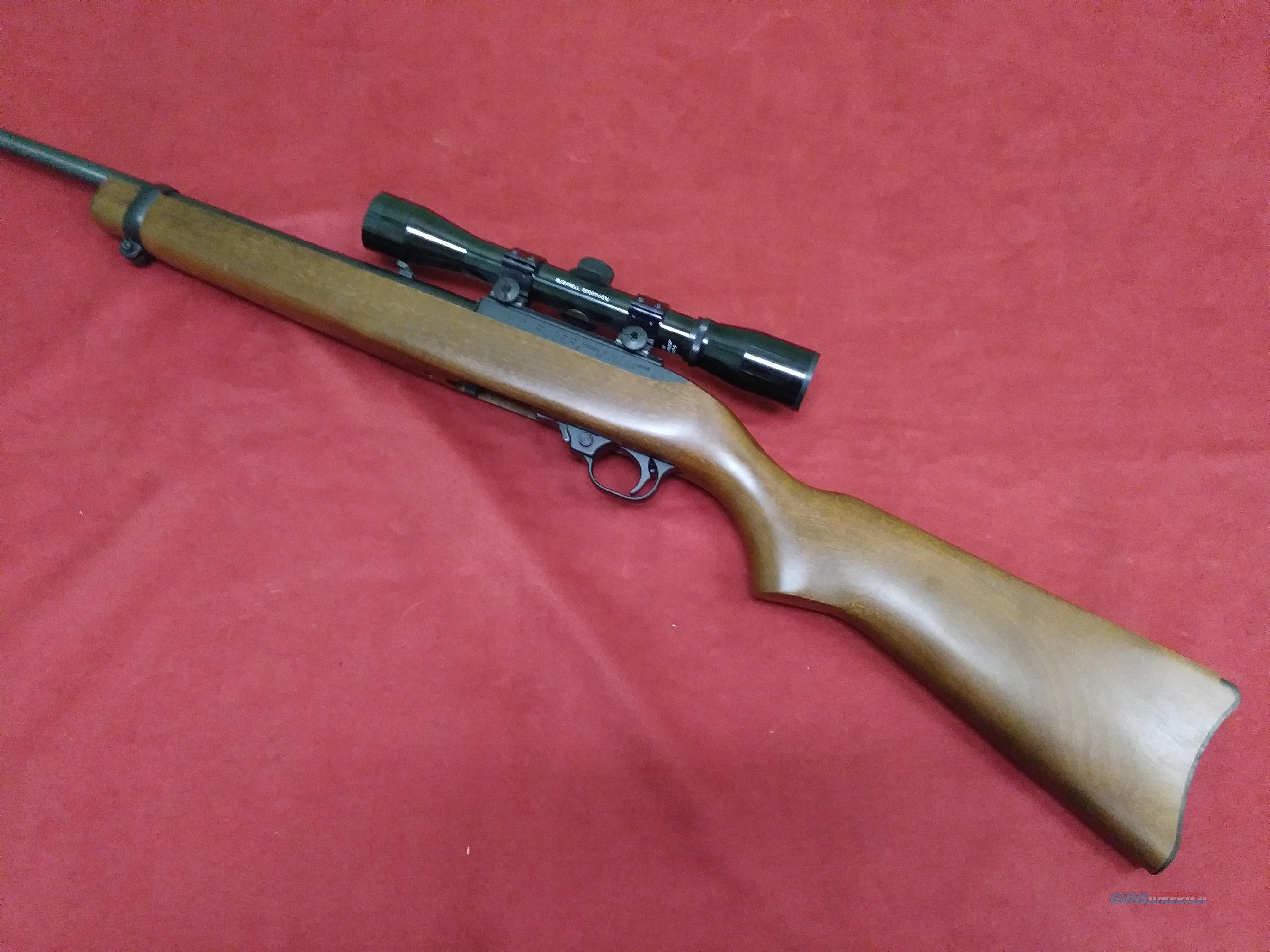 Ruger 10/22 Carbine 22LR Previously Owned  Guns > Rifles > Ruger Rifles > 10-22