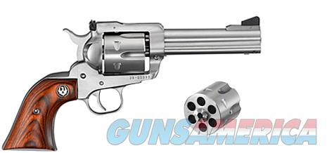 Ruger New Model Blackhawk Convertible  .357/9mm  Guns > Pistols > Ruger Single Action Revolvers > Blackhawk Type
