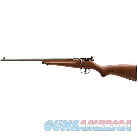 Savage Rascal youth bolt action, .22 LR, Left Hand, NIB  Guns > Rifles > Savage Rifles > Rimfire