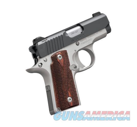 Kimber Micro 9  Guns > Pistols > Kimber of Oregon Pistols