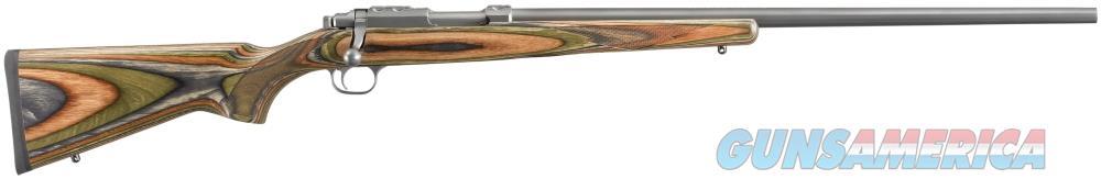 Ruger 77/22, 22 Hornet, Laminate/SS  Guns > Rifles > Ruger Rifles > Model 77