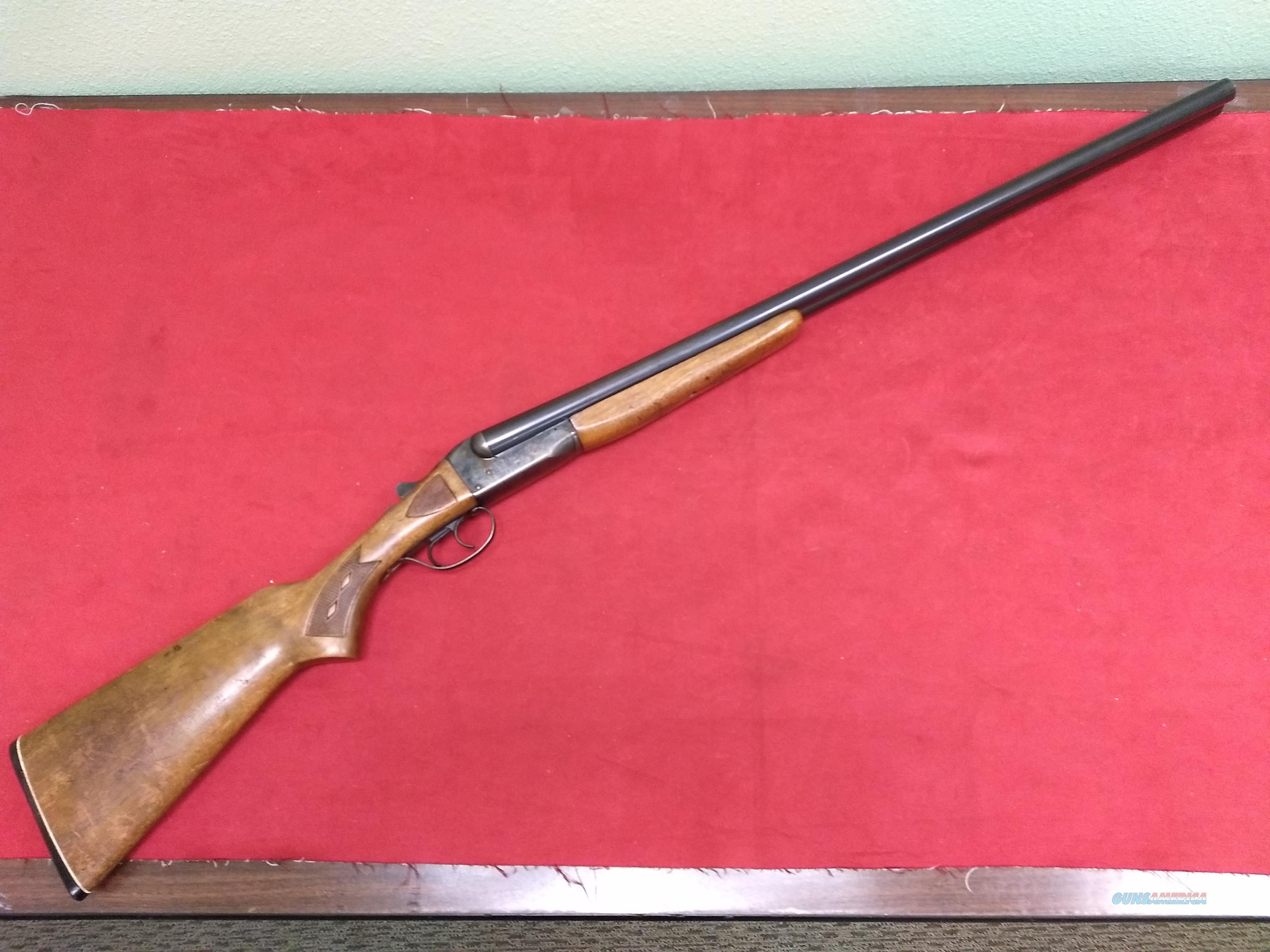 Savage Stevens 311E SxS, 12 GA, Good Shape!  Guns > Shotguns > Savage Shotguns