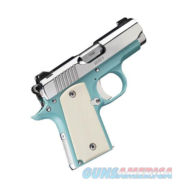 Kimber Micro 9 Bel Air edition, NIB  Guns > Pistols > Kimber of America Pistols > Micro 9