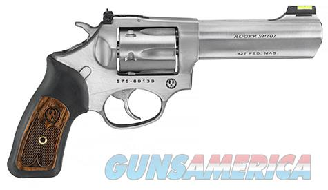 """Ruger SP-101, Stainless, 4"""", .327 Federal Magnum, NIB  Guns > Pistols > Ruger Double Action Revolver > SP101 Type"""