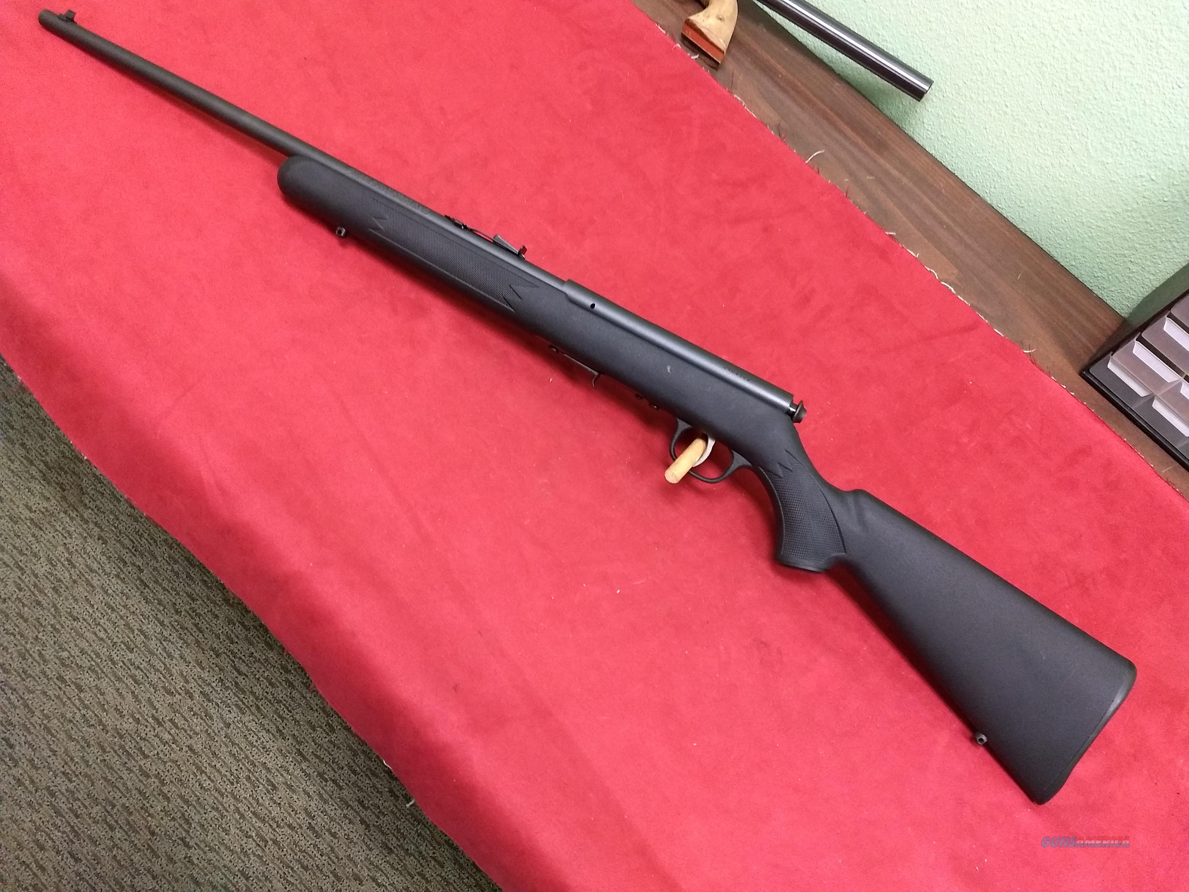 Savage Mk IIF Rifle, .22 LR, NEVER FIRED!  Guns > Rifles > Savage Rifles > Rimfire