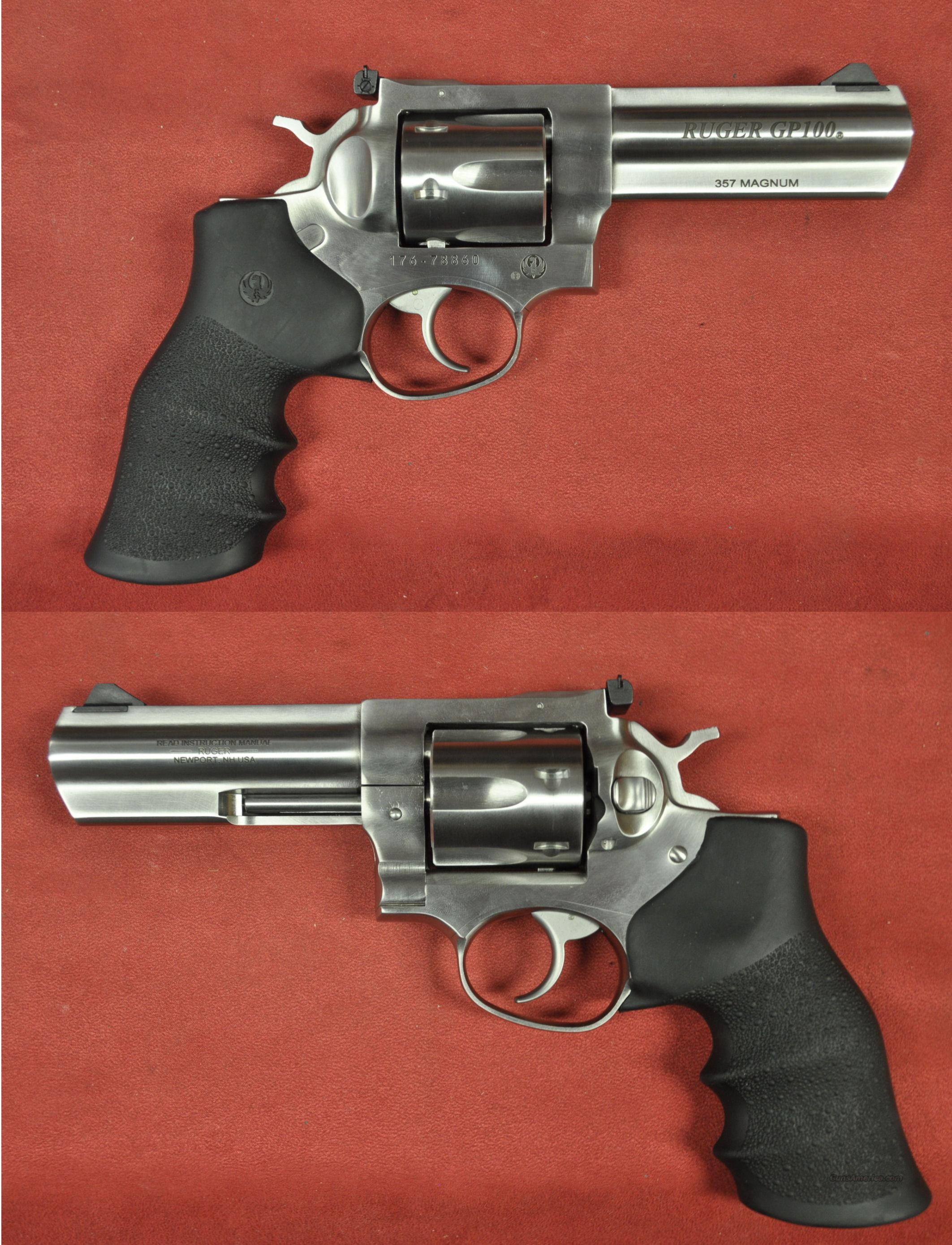 Ruger GP-100 .357 Magnum *MUST CALL*  Guns > Pistols > Ruger Double Action Revolver > Security Six Type