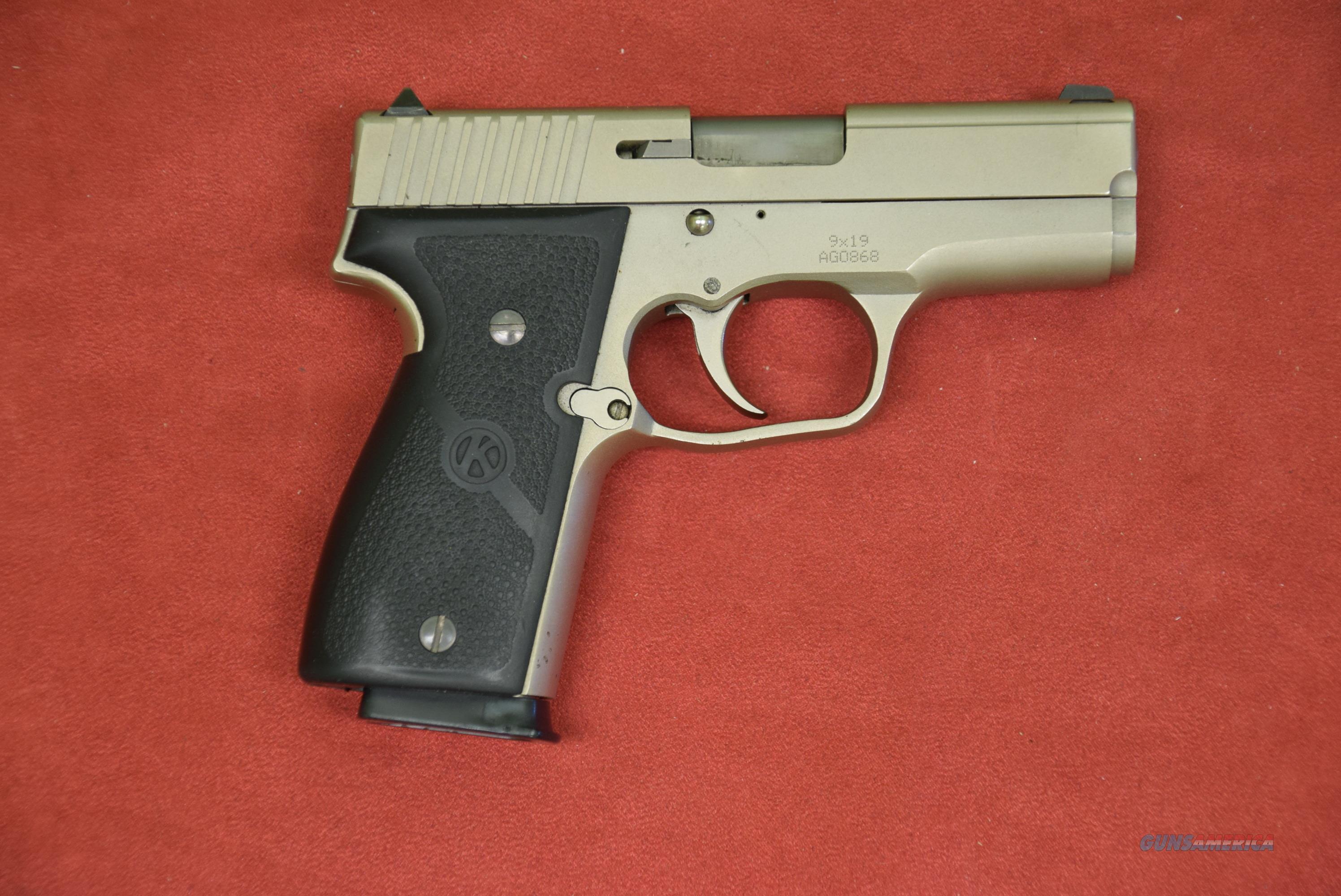 Kahr Arms K-9  9mm  Guns > Pistols > Kahr Pistols