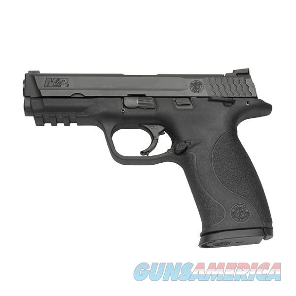 Smith & Wesson M&P 9mm with Thumb Safety  Guns > Pistols > Smith & Wesson Pistols - Autos > Polymer Frame