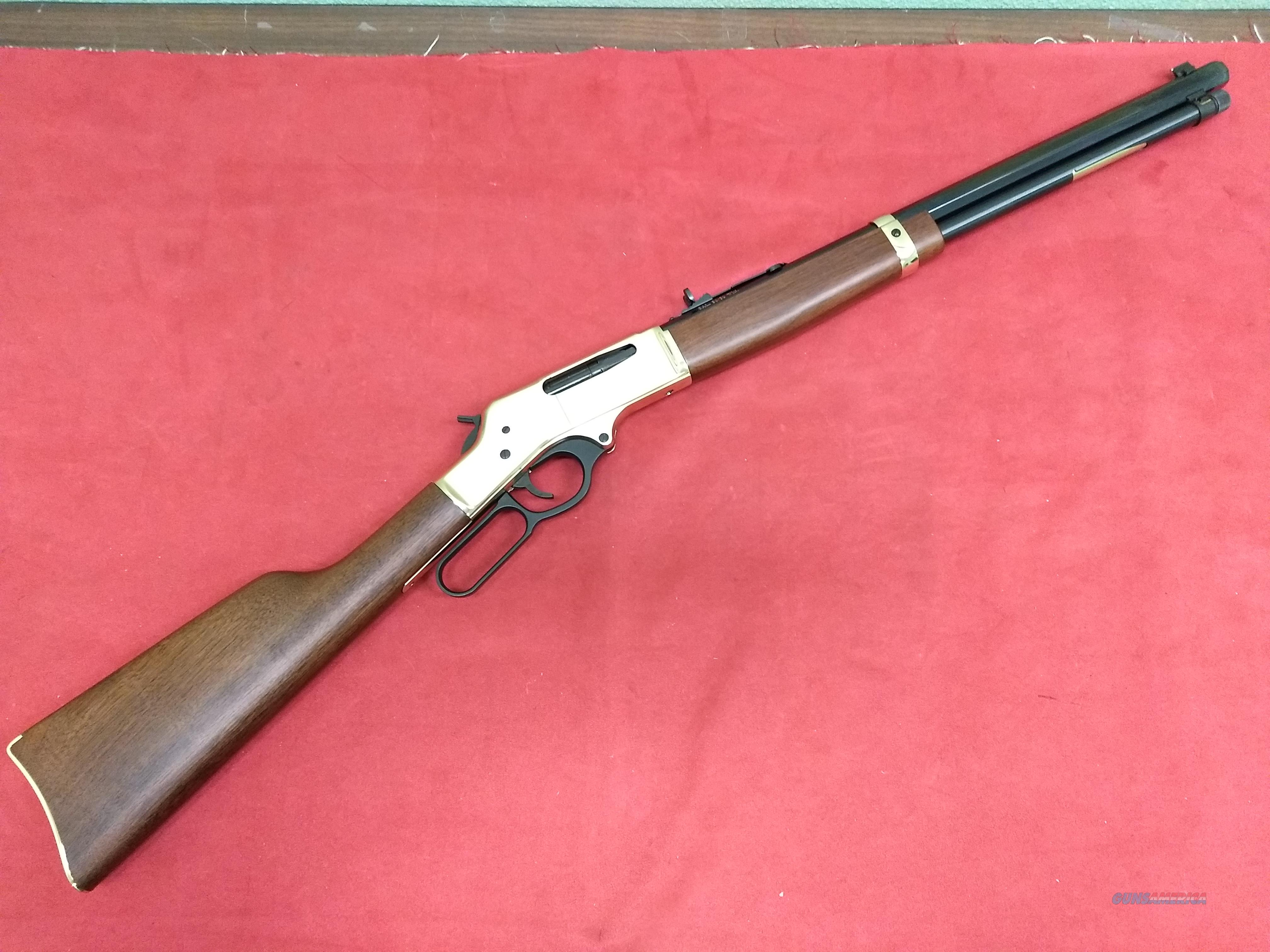 Henry Repeating Arms H009B, Lever Action Rifle, .30-30 Win, NIB  Guns > Rifles > Henry Rifle Company