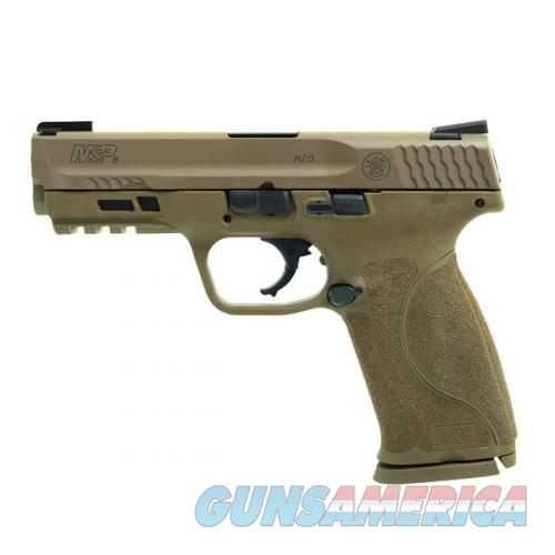 S&W M&P 2.0, 9mm, FDE  Guns > Pistols > Smith & Wesson Pistols - Autos > Polymer Frame