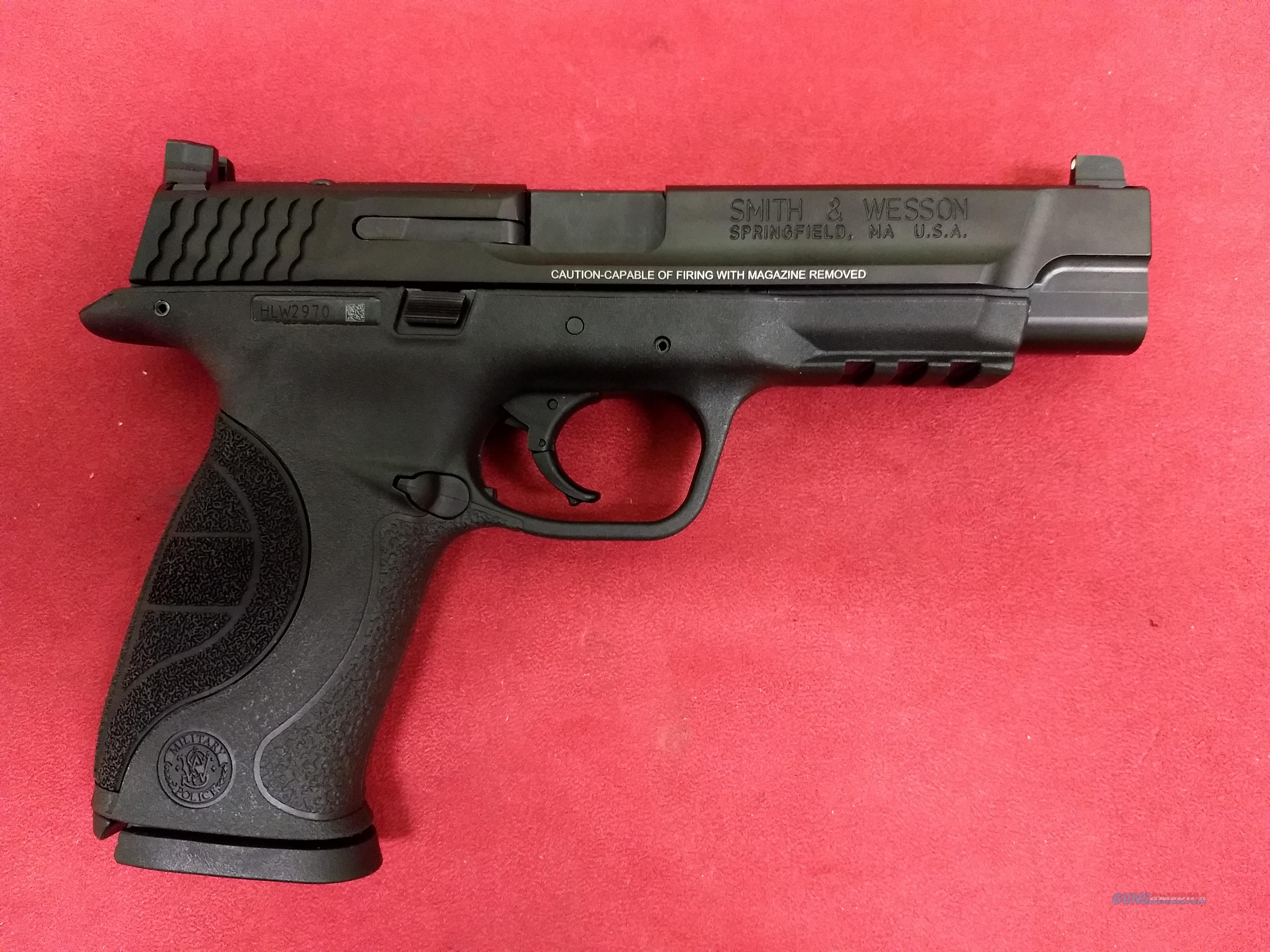 S&W M&P9 Long Slide, C.O.R.E. Pro Series, NIB  Guns > Pistols > Smith & Wesson Pistols - Autos > Polymer Frame