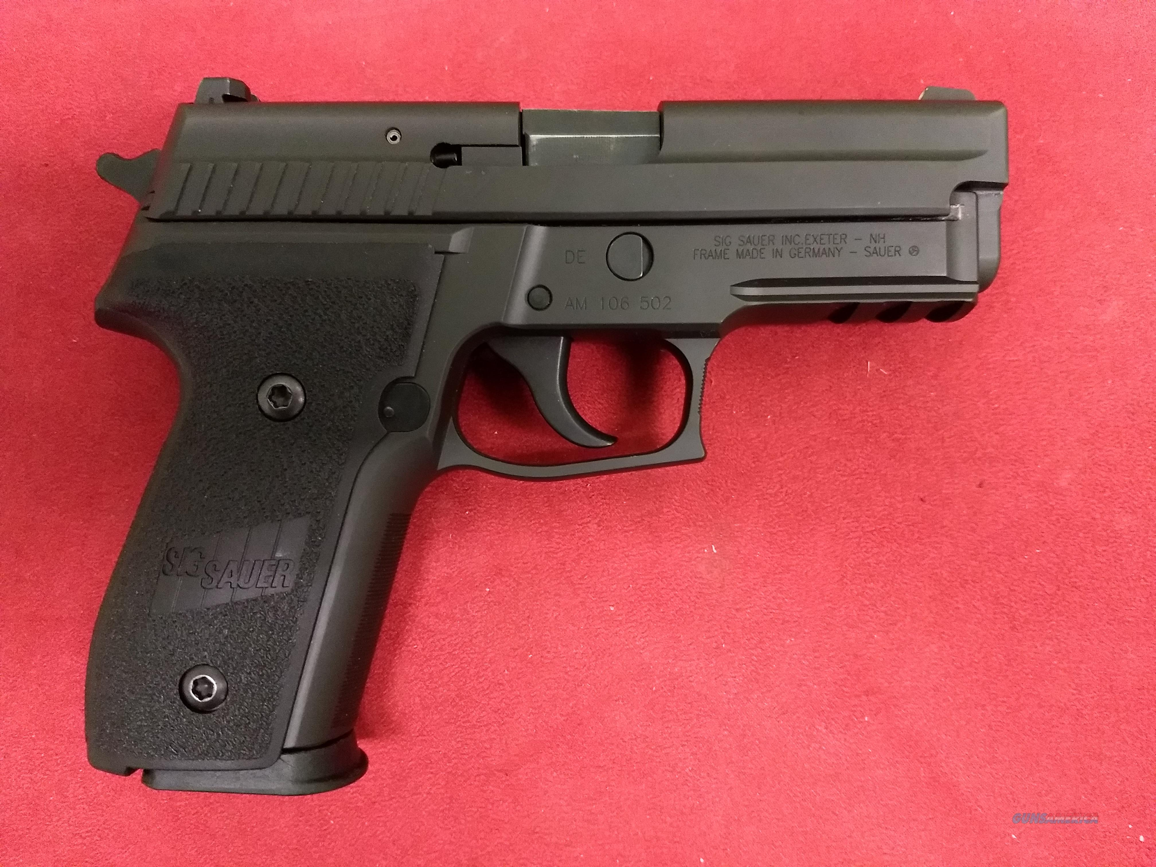 Sig Sauer P229R, .357 Sig + .40 S&W, Lightly Used  Guns > Pistols > Sig - Sauer/Sigarms Pistols > P229