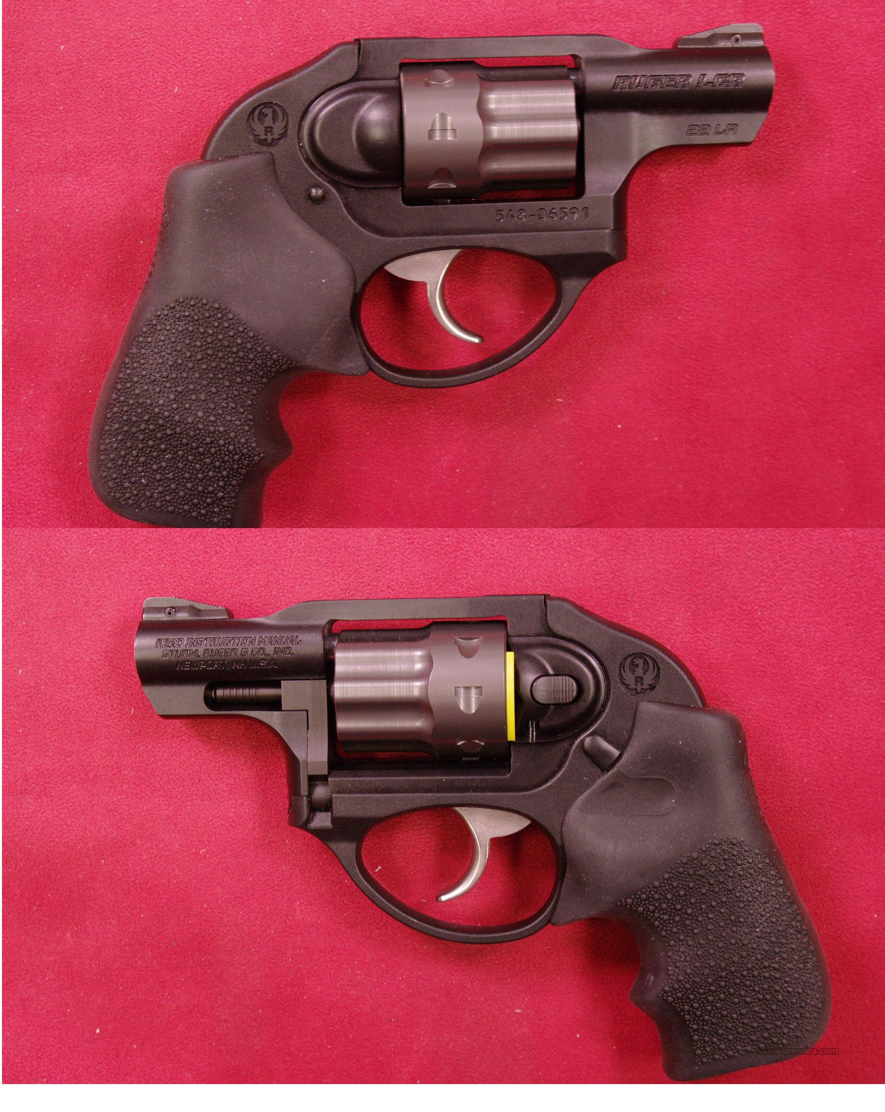 Ruger LCR 22 Long Rifle*MUST CALL*  Guns > Pistols > Ruger Double Action Revolver > SP101 Type
