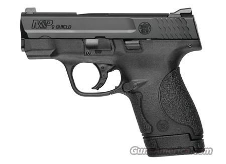 Smith & Wesson Shield No Thumb Safety *MUST CALL*  Guns > Pistols > Smith & Wesson Pistols - Autos > Polymer Frame