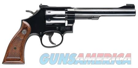 Smith & Wesson Classic Model 17-9 .22LR  Guns > Pistols > Smith & Wesson Revolvers > Med. Frame ( K/L )