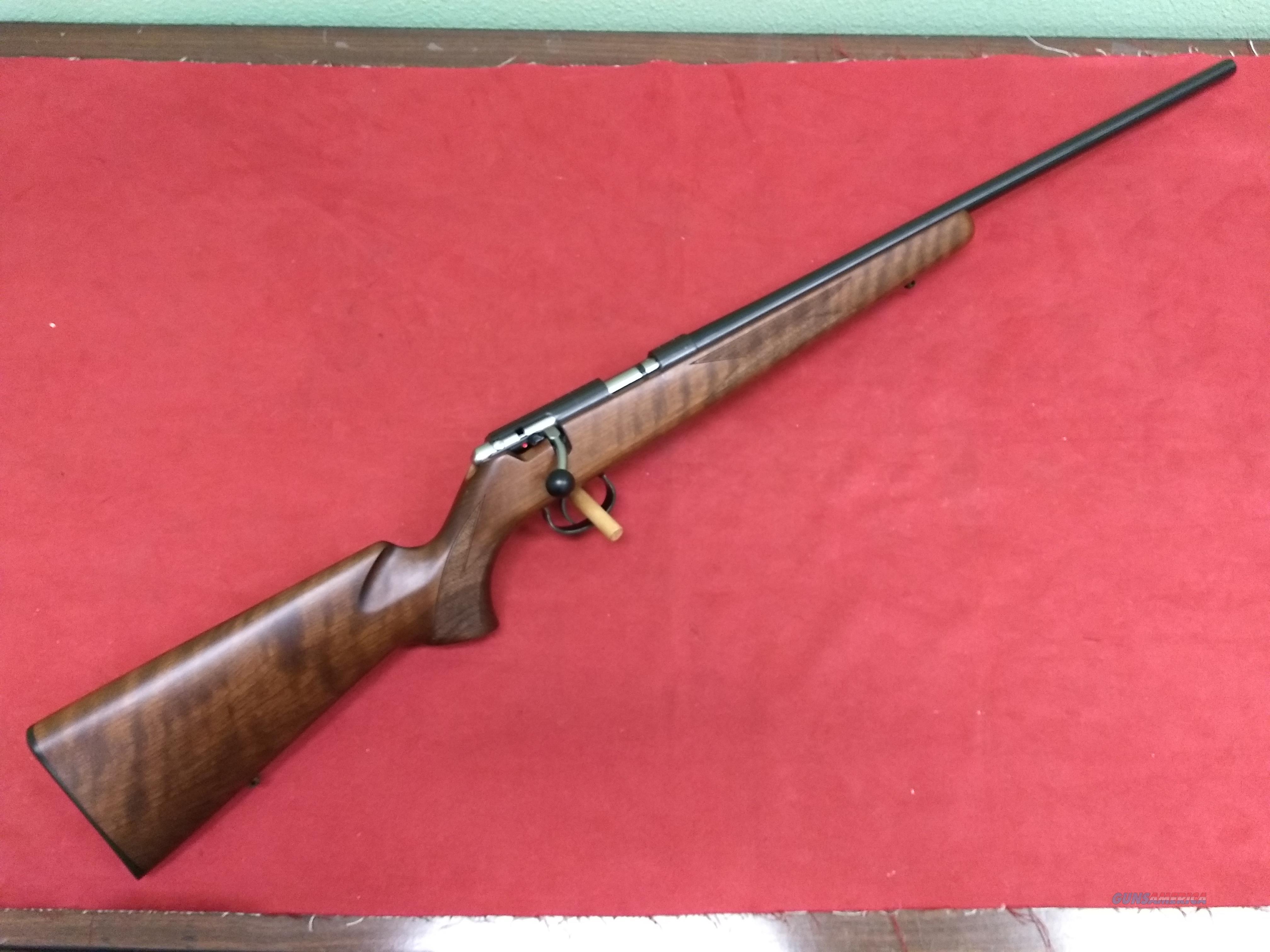 Anschutz Model 1517, .17 HMR, NIB  Guns > Rifles > Anschutz Rifles