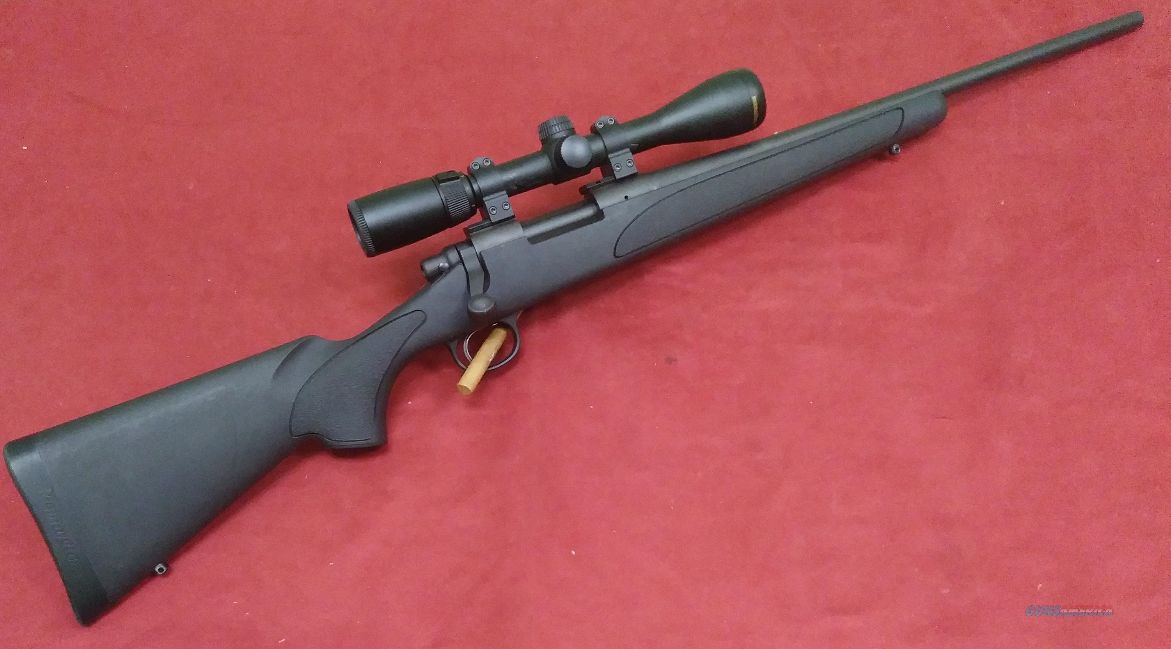 Remington 700, .243 win, w/scope  Guns > Rifles > Remington Rifles - Modern > Model 700 > Sporting