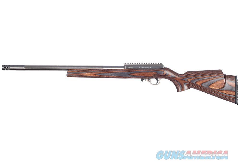Volquartsen Deluxe, 17 WSM with Brown and Grey stock  Guns > Rifles > Volquartsen