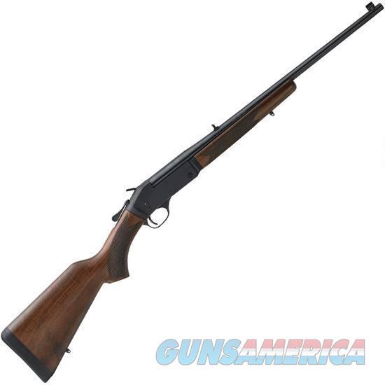 Henry Repeating Arms Single Shot rifle, .243 Win, NIB  Guns > Rifles > Henry Rifle Company