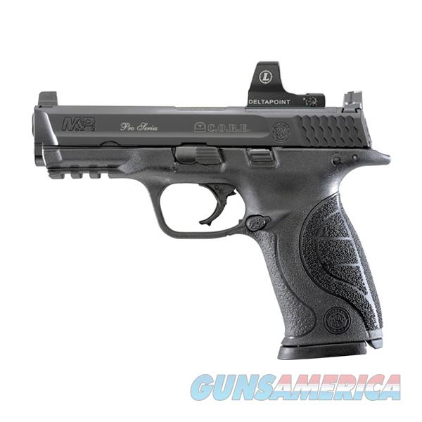 Smith & Wesson M&P 9 Pro Series C.O.R.E  Guns > Pistols > Smith & Wesson Pistols - Autos > Polymer Frame