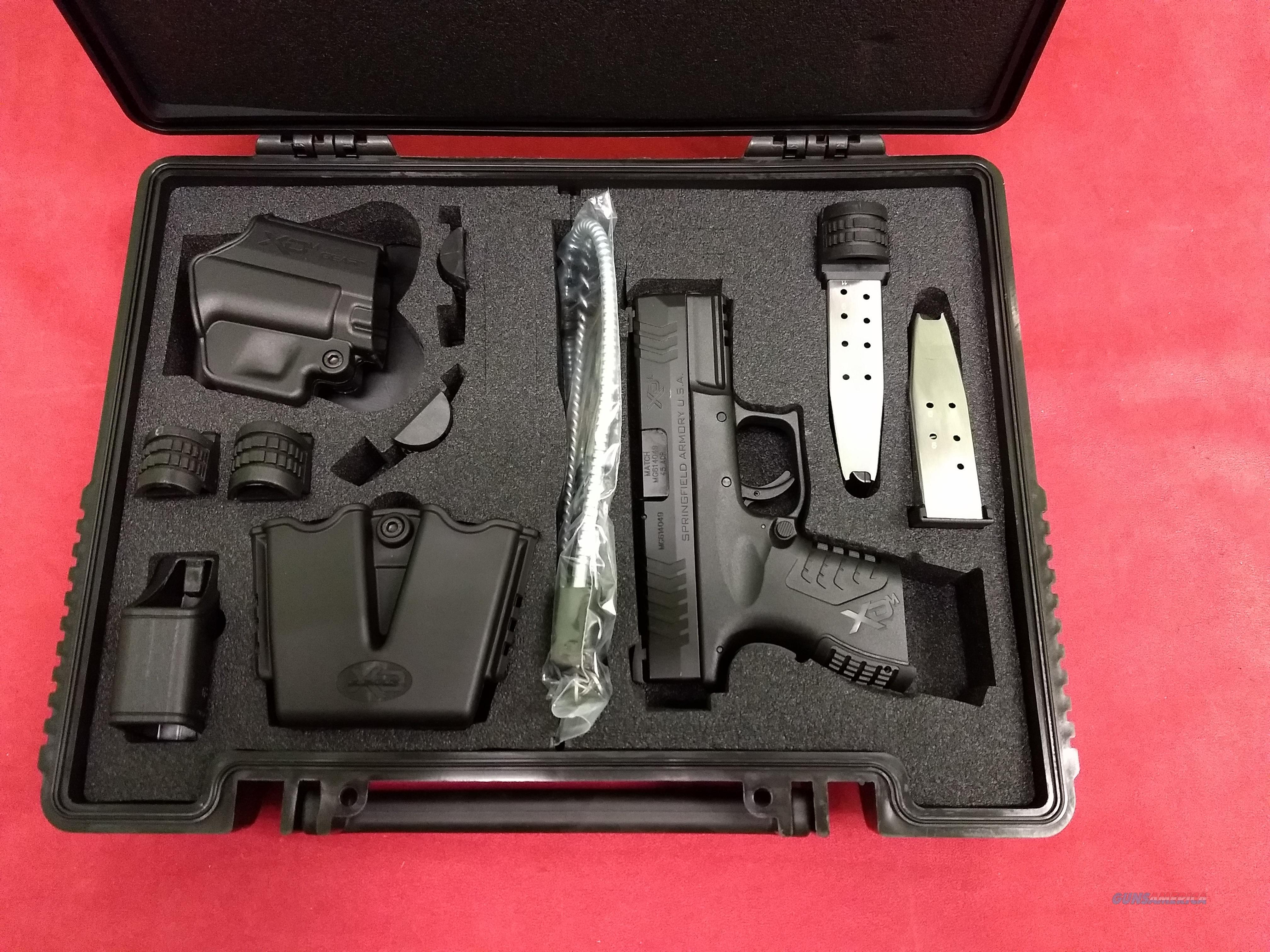 Springfield Armory XDM Compact Pistol, .45 ACP, NIB   Guns > Pistols > Springfield Armory Pistols > XD-M