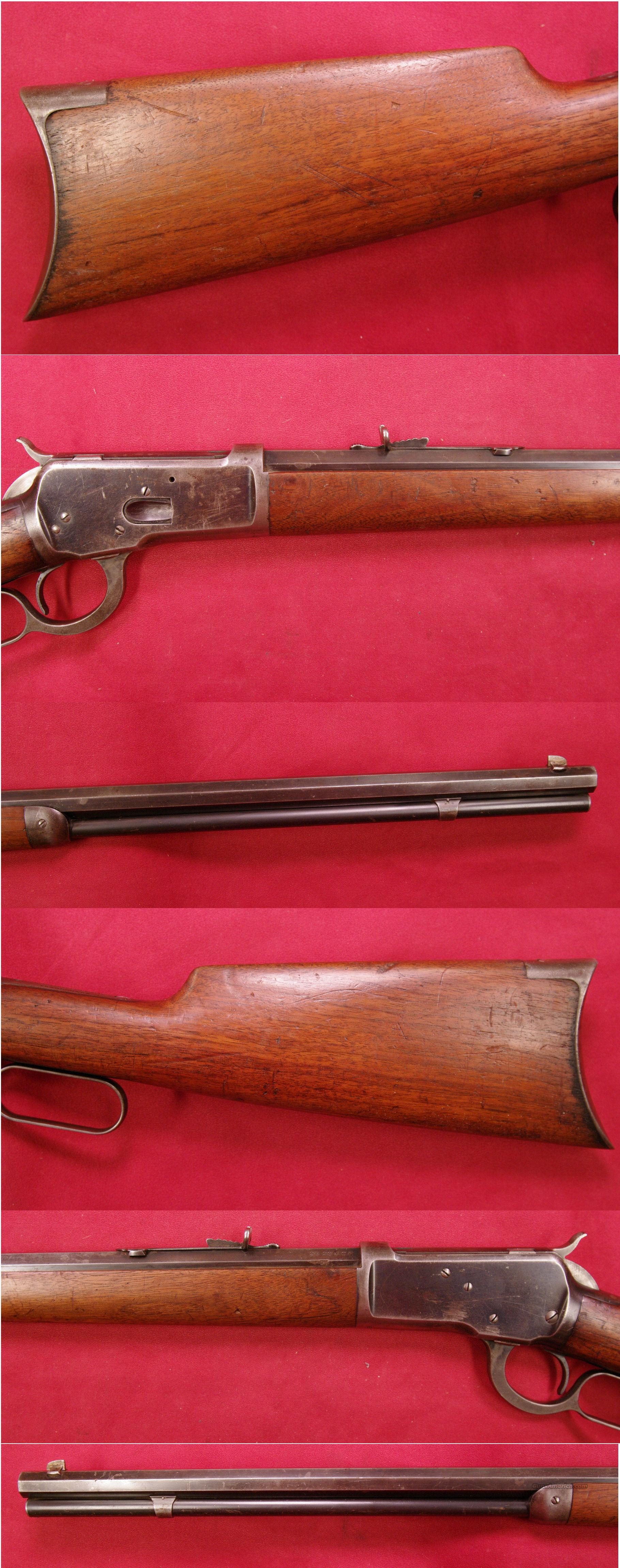 Winchester 1892 25-20 WCF  Guns > Rifles > Winchester Rifles - Modern Lever > Other Lever > Pre-64