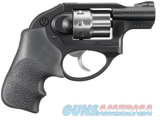Ruger LCR22 Revolver, 22LR, 8 Round, Hogue Tamer Grip  Guns > Pistols > Ruger Double Action Revolver > LCR