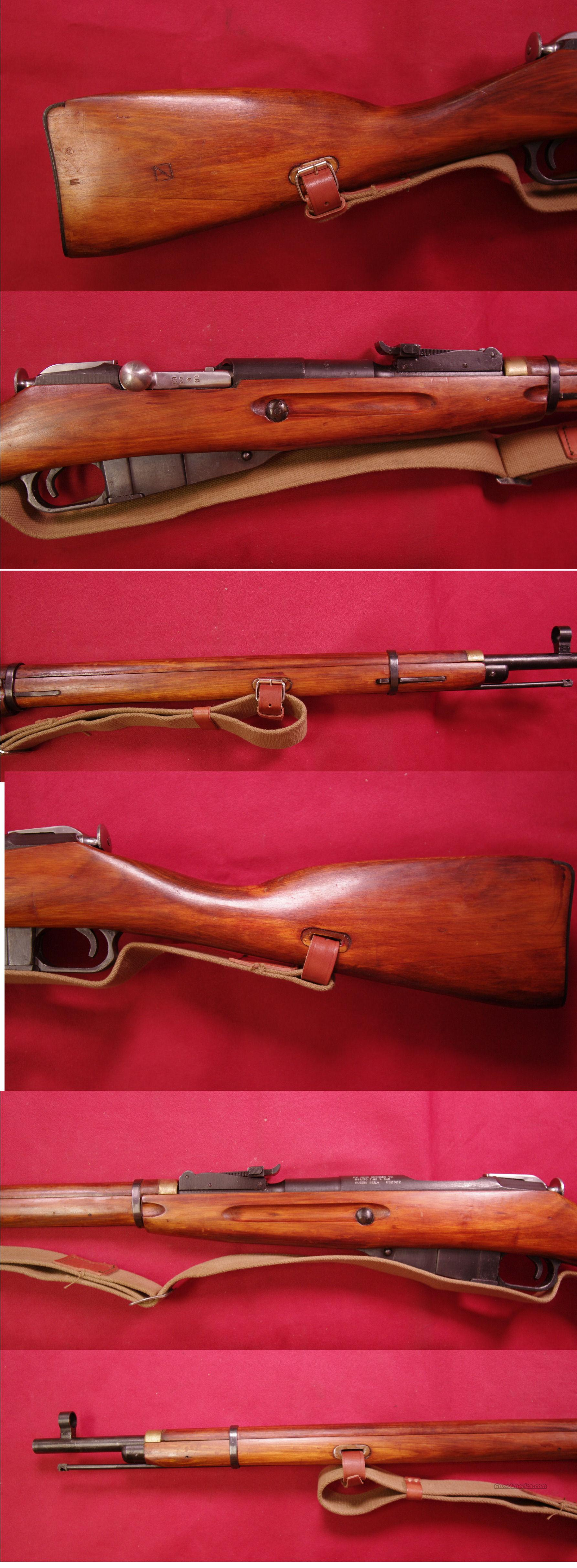 Mosin-Nagant 7.62x54mm  Guns > Rifles > Mosin-Nagant Rifles/Carbines