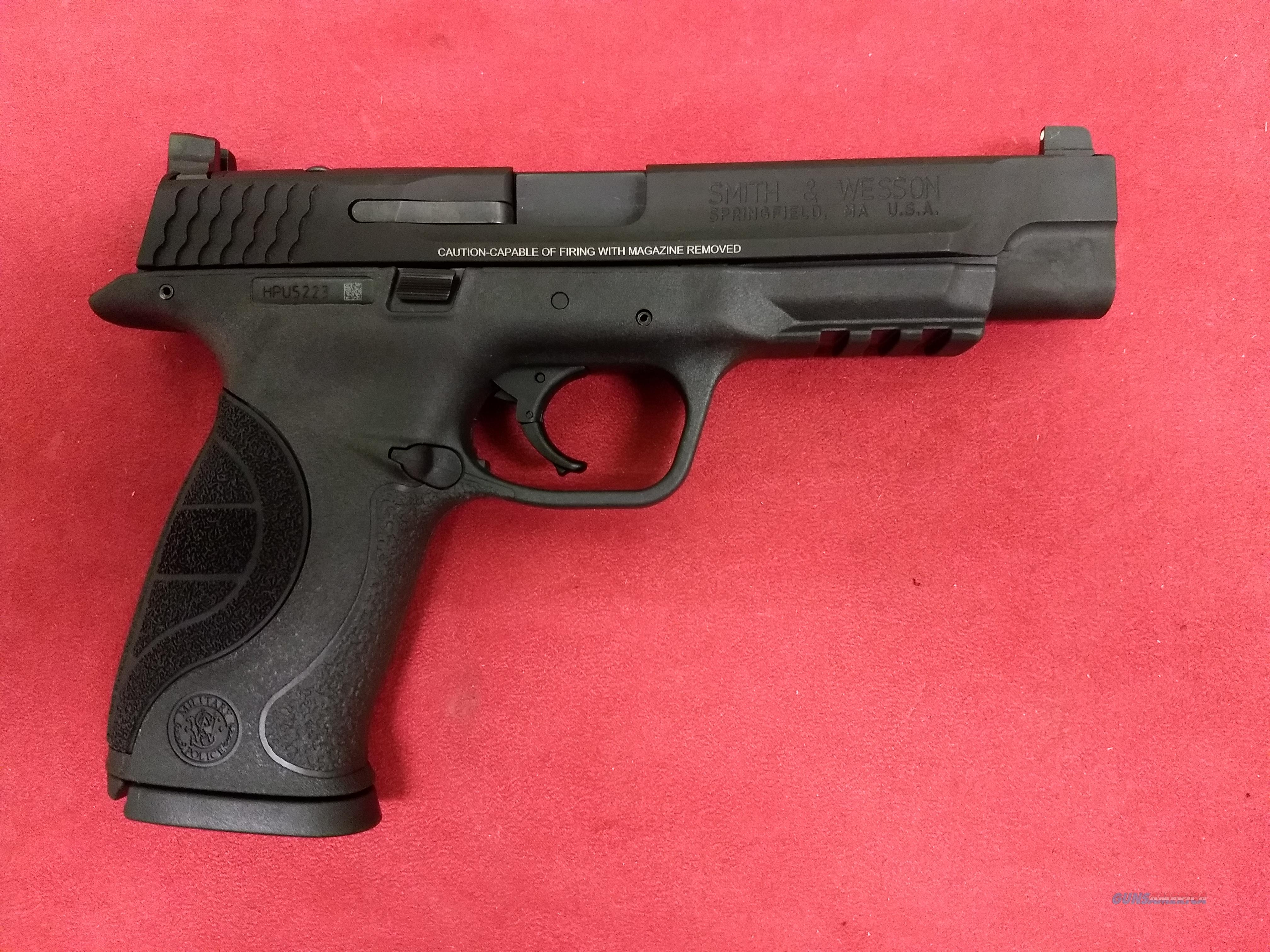 S&W M&P40 Long Slide, C.O.R.E. Pro Series, NIB  Guns > Pistols > Smith & Wesson Pistols - Autos > Polymer Frame