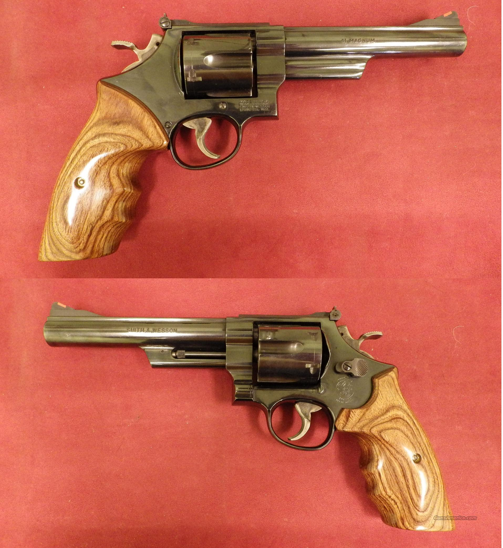 Smith & Wesson Model 57-3 .41 Magnum *MUST CALL*  Guns > Pistols > Smith & Wesson Revolvers > Full Frame Revolver