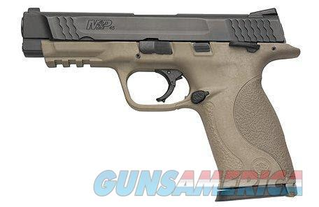 S&W M&P45, FDE Frame  Guns > Pistols > Smith & Wesson Pistols - Autos > Polymer Frame