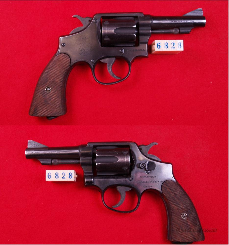 S&W VICTORY MODEL  38SPL  Guns > Pistols > Smith & Wesson Revolvers > Full Frame Revolver