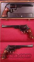 SMITH & WESSON 57  41 MAGNUM  Guns > Pistols > Smith & Wesson Revolvers > Full Frame Revolver