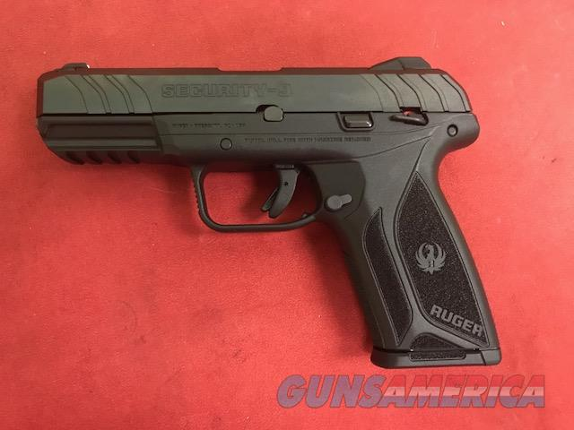 Ruger Security 9, 9mm, New in the Box  Guns > Pistols > Ruger Semi-Auto Pistols > Security 9