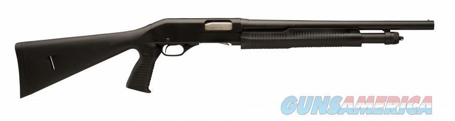 Stevens Model 320 12ga Secuity shotgun  Guns > Shotguns > Stevens Shotguns