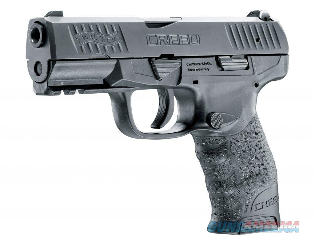 Walther Creed Pistol, 9mm Caliber, NIB  Guns > Pistols > Walther Pistols > Post WWII > P99/PPQ