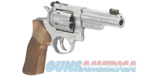 Ruger GP-100 Match Champion, 10mm!, Stainless, NIB  Guns > Pistols > Ruger Double Action Revolver > GP100