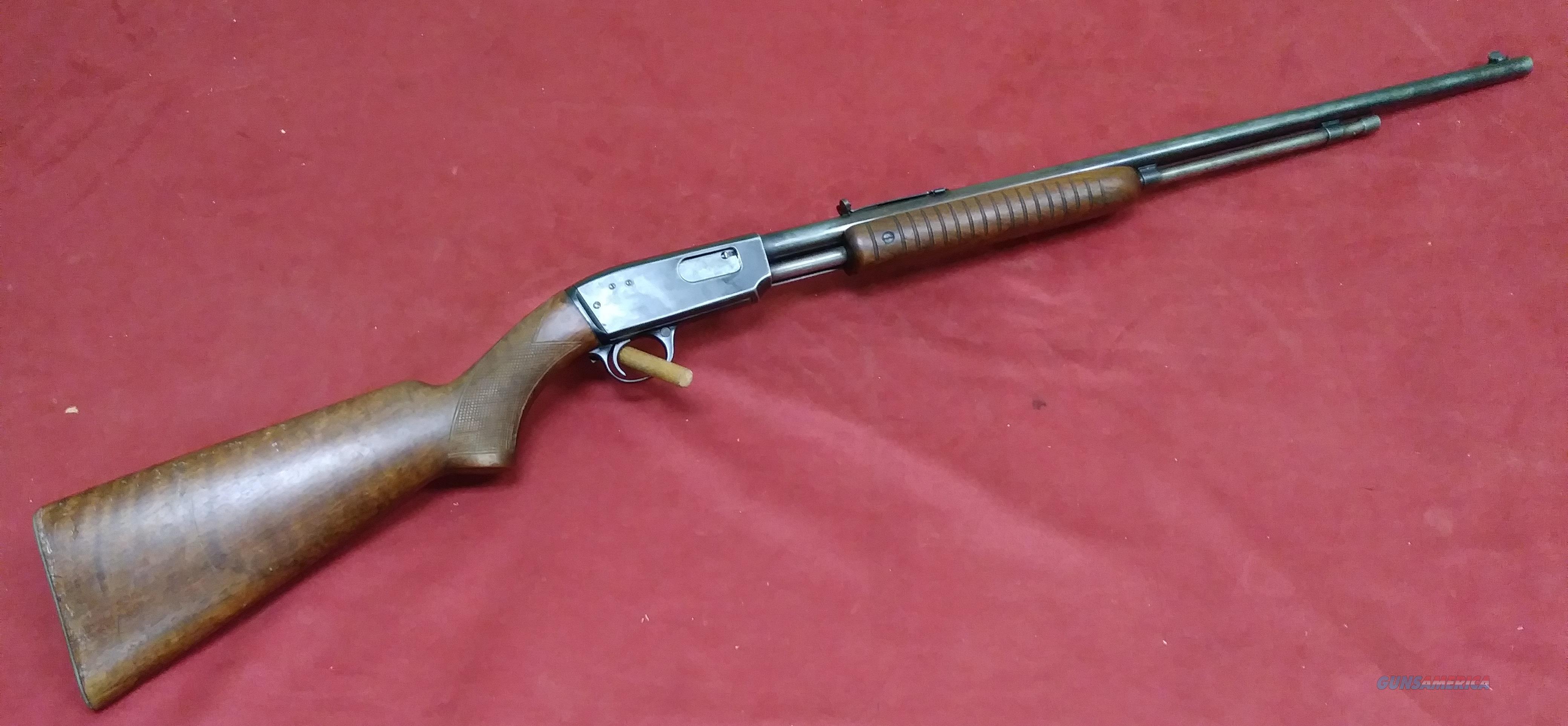 Winchester Model 61  Guns > Rifles > Winchester Rifles - Modern Pump